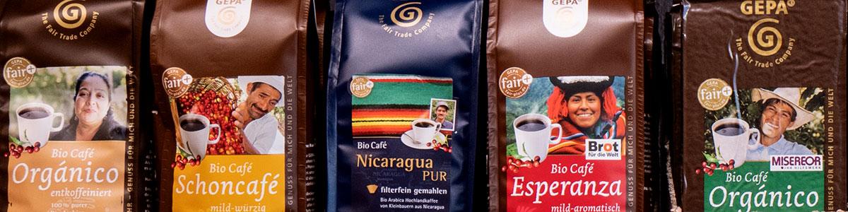 Weltladen Messstetten Kaffee